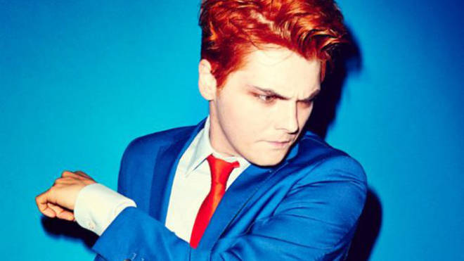 Gerard Way Is Working On A Secret New Music Project - PopBuzz