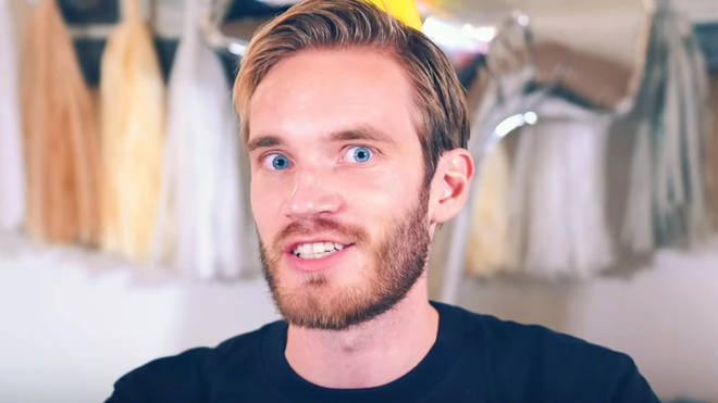 PewDiePie responds to petition to ban him from YouTube