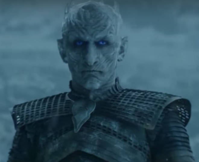 The Night King is the master of the White Walkers