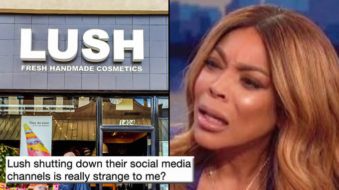 Lush Are Shutting Down Their Social Media Pages And Everyone S