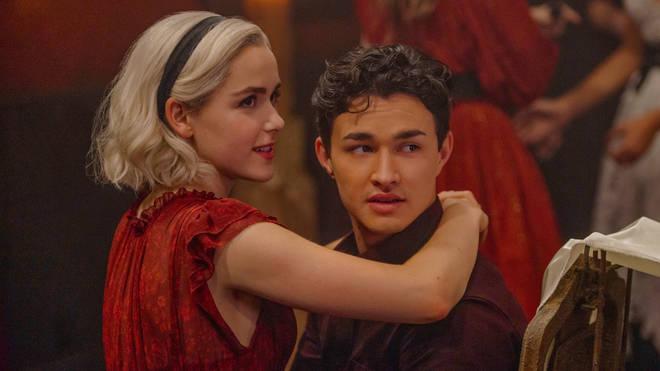 Sabrina and Nick