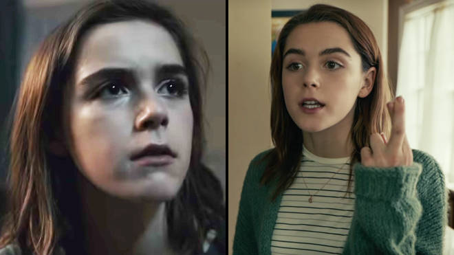 The Silence: Kiernan Shipka is being slated for her deaf acting in the Netflix film