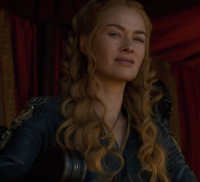 Cersei Lannister is the first person on Arya Stark's list - and possibly the hardest target