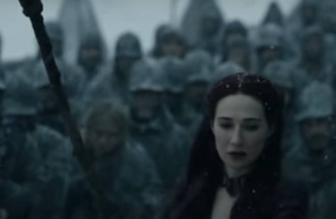 Melisandre did meet Arya again in season 8, but she wasn't killed by the Stark