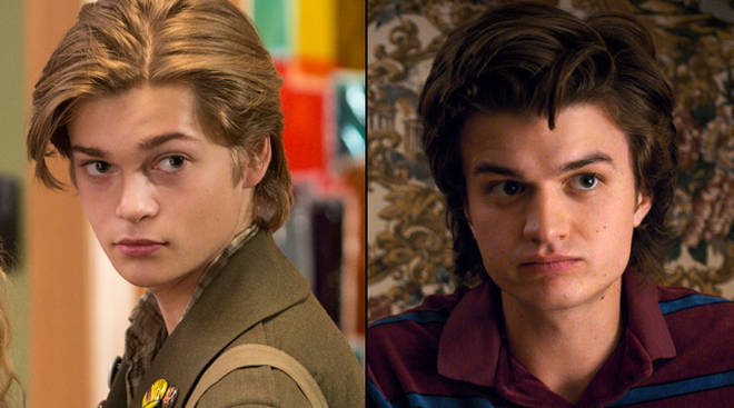 Oliver Everything Sucks Steve Harrington Stranger Things