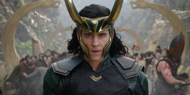 Loki will also be getting his own TV series