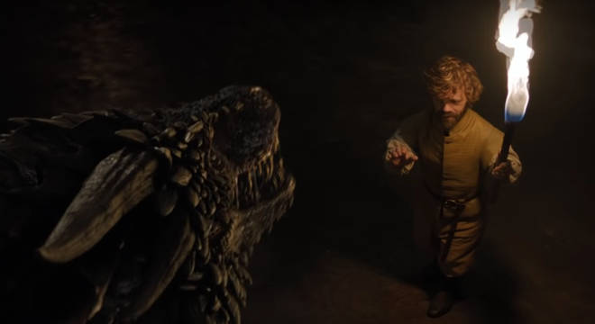 There's a theory that Tyrion Lannister is actually a Targaryen and is meant to ride one of Dany's dragons