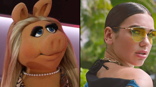 Miss Piggy, Dua Lipa