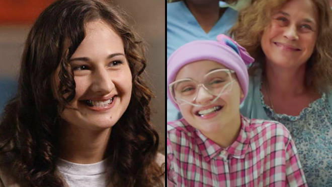 Gypsy Rose Blanchard from Hulu's The Act is engaged