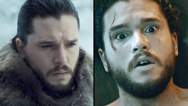 Kit Harington nearly lost a testicle on the set of Game of Thrones season 8 while filming a Jon Snow stunt