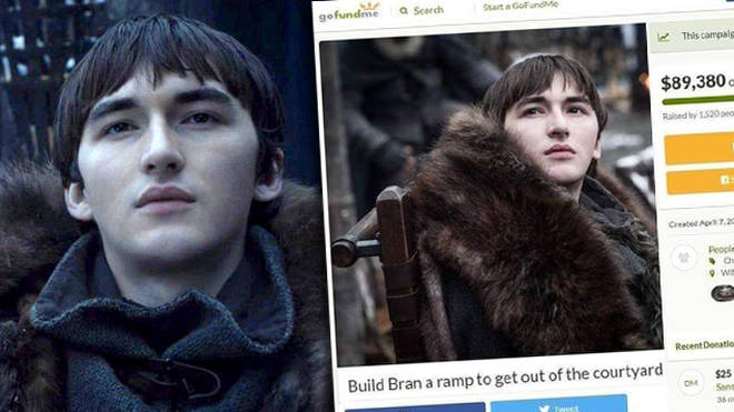Game of Thrones fans have been sharing their Bran Stark memes - but this is on a whole new level
