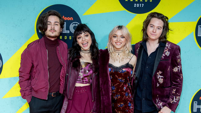 Hey Violet Nickelodeon Halo Awards 2017