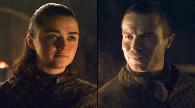 Arya and Gendry's flirting in Game of Thrones was got fans shook