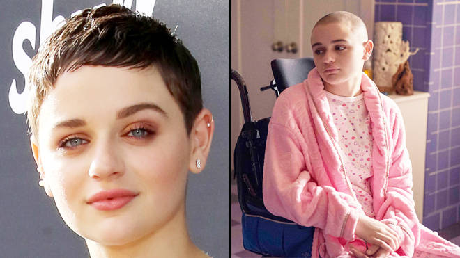 "The Act: Joey King calls playing Gypsy Rose Blanchard in the Hulu series ""bizarrely enjoyable"""