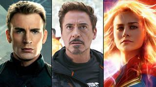 Marvel Cinematic Universe: Chronological film order