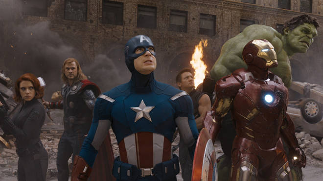 Marvel's Avengers (2012)
