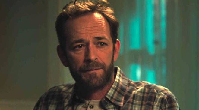Luke Perry's final scene as Fred Andrews was perfectly Fred