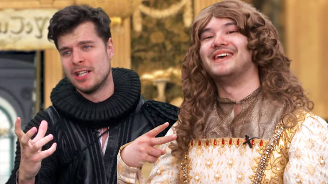 taming of the shrew youtubers royal shakespeare company