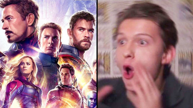 Avengers Endgame What Is The Sound After The End Credits Popbuzz