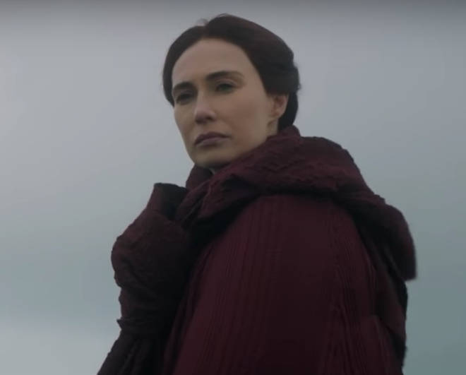 The Red Woman plays a big part in this week's Game of Thrones