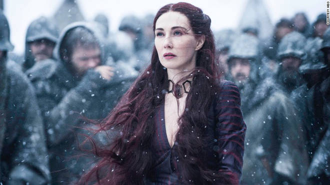 Melisandre hasn't always been a crowd-pleaser, but last night she brought it HOME.