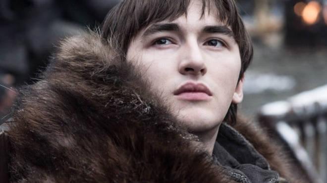 Bran Stark also has brown eyes
