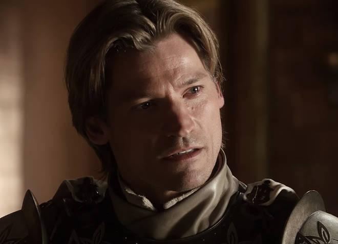 Jaime Lannister has green eyes