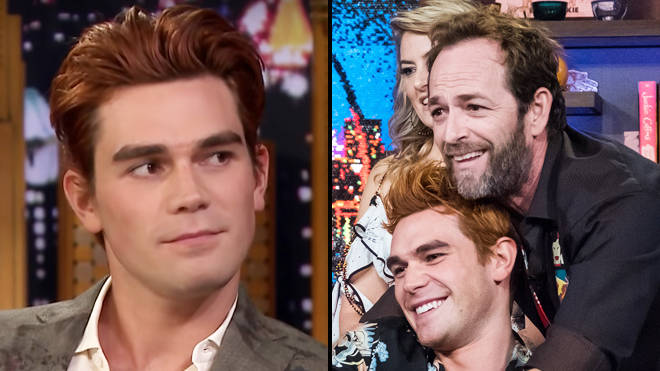 Riverdale: KJ Apa opens up about losing Luke Perry and Fred's death
