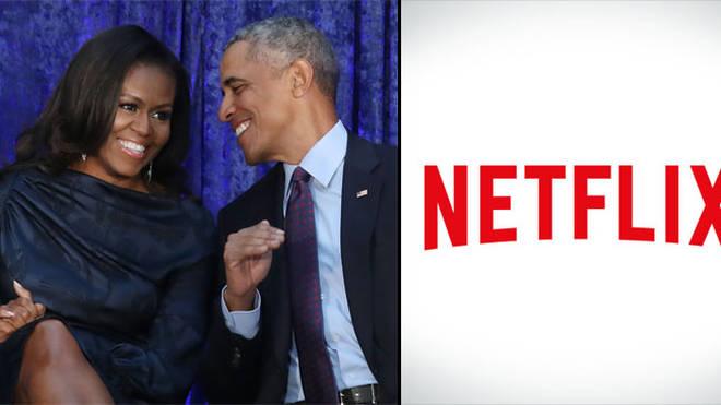 The Obamas, Netflix