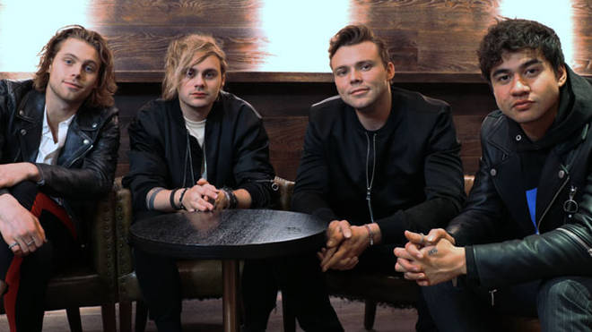 5SOS Tease 'Want You Back' Music Video And Talk New Album