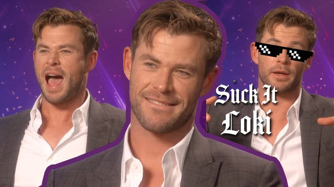 Can Chris Hemsworth name all 22 movies in the MCU?