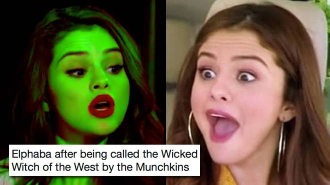 Green Selena Gomez memes are going viral and it's all thanks to an old interview