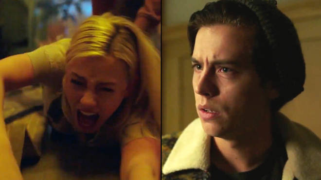 Ethel tells Jughead who the Gargoyle King is in Riverdale 3x21 trailer