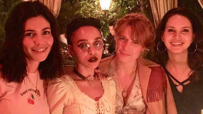 Marina, FKA Twigs, Florence, Lana Del Rey