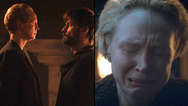 "Game of Thrones fans were left devastated as Jaime ""chose"" Cersei over Brienne of Tarth"