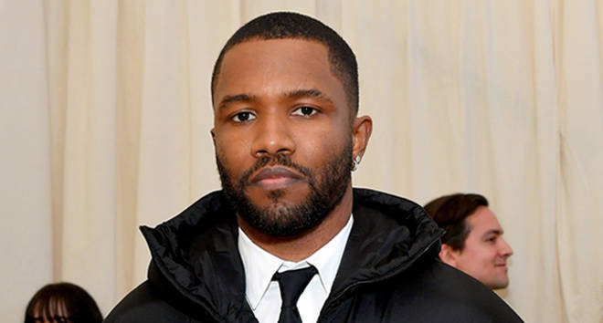 Frank Ocean attends The 2019 Met Gala Celebrating Camp: Notes on Fashion at Metropolitan Museum of Art.
