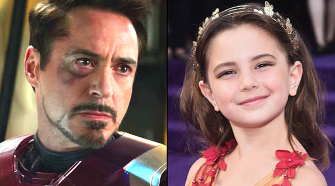 "Robert Downey Jr. is the reason why Morgan Stark says ""I love you 3000"""