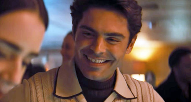 Zac Efron in 'Extremely Wicked, Shockingly Evil and Vile'.