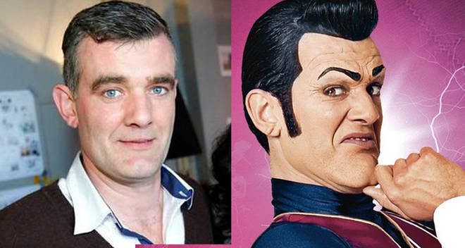 Stefán karl cancer inoperable robbie rotten lazytown