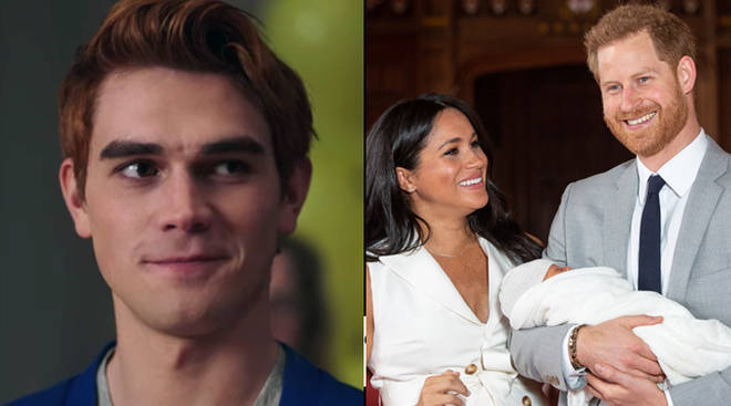 Archie Andrews and Archie Harrison Mountbatten-Windsor will defeat the Gargoyle King