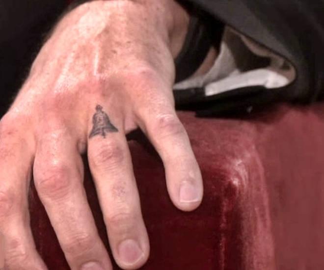 Dax Shepard tattoo