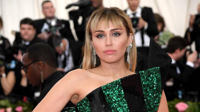 Miley Cyrus Met Gala 2019 Hannah Montana