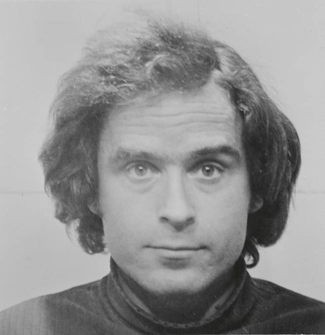 Portrait of Ted Bundy