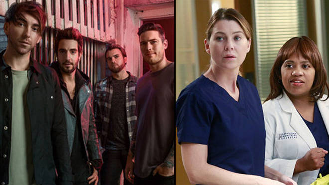 All Time Low, Grey's Anatomy