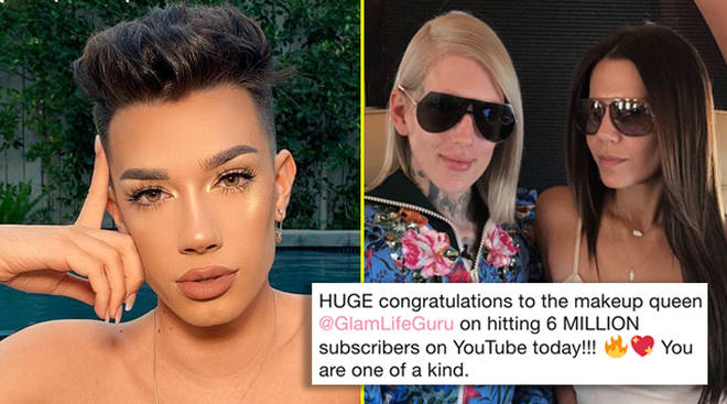 Jeffree Star comments on the James Charles drama by congratulating Tati Westbrook