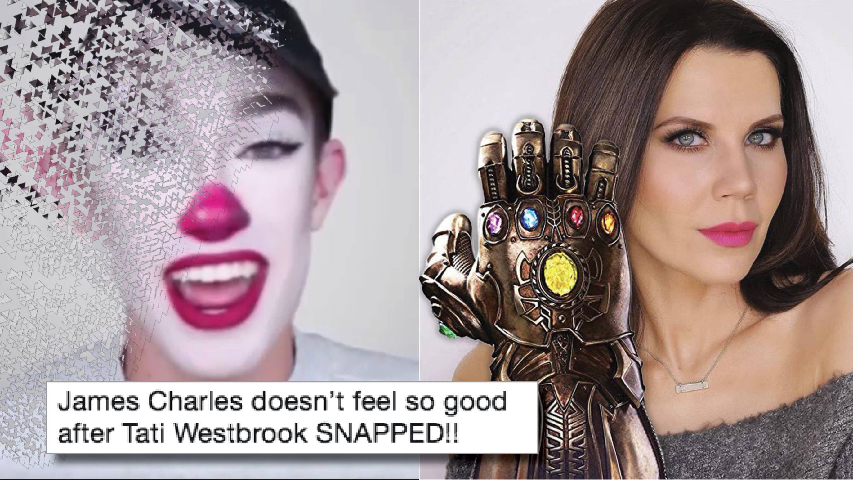fd190bea504 The memes about the James Charles and Tati Westbrook drama are already out  of control - PopBuzz