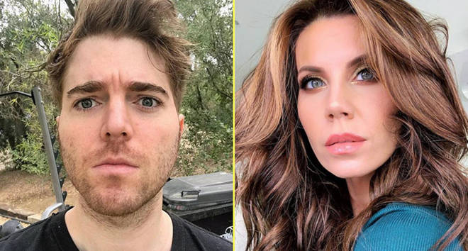 Shane Dawson and Tati Westbrook.