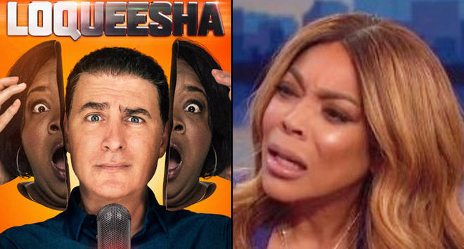 Loqueesha movie poster/Wendy Williams