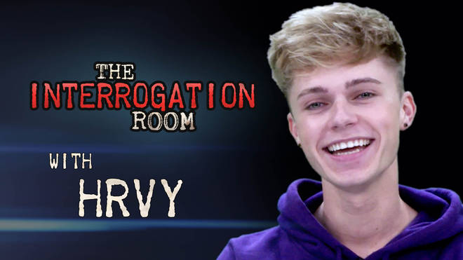 HRVY The Interrogation Room interview on PopBuzz