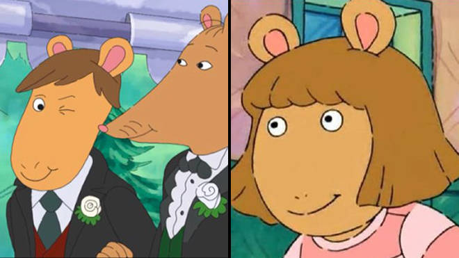 Arthur's Mr Ratburn just came out with a gay wedding